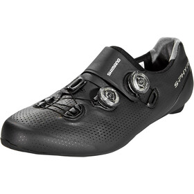 Shimano SH-RC901 Bike Shoes Wide Men, black